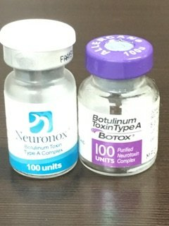 多汗症ボトックス治療