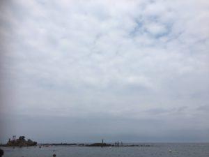 山中湖の風景